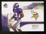 2009 Upper Deck SP Authentic Gold #266 Jamarca Sanford /50