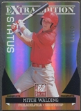2011 Donruss Elite Extra Edition #55 Mitch Walding Prospects Status Gold Rookie #03/10