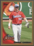 2010 Topps Pro Debut #408 Jerry Sands Gold #07/50