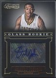 2012/13 Timeless Treasures #229 Orlando Johnson Rookie Auto #210/499
