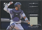 2012 Onyx Platinum Prospects #PPGU18 Gary Sanchez Game Used Jersey #197/500