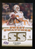2010 Upper Deck Sweet Spot Sweet Swatches #SSW34 Peyton Manning