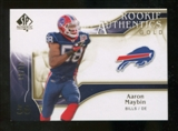 2009 Upper Deck SP Authentic Gold #210 Aaron Maybin /50