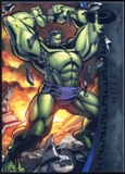 2012 Upper Deck Marvel Premier #9 Hulk /199