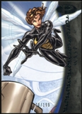 2012 Upper Deck Marvel Premier #11 Wasp /199