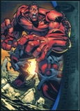 2012 Upper Deck Marvel Premier #12 Red Hulk /199