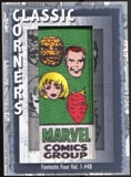 2012 Upper Deck Marvel Premier Classic Corners #CC3 Fantastic Four #48 D