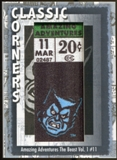 2012 Upper Deck Marvel Premier Classic Corners #CC23 Amazing Adventures/ The Beast #11 C