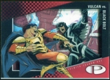2012 Upper Deck Marvel Premier Shadowbox #S24 Vulcan/Black Bolt C