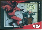 2012 Upper Deck Marvel Premier Shadowbox #S42 Professor X Magneto B