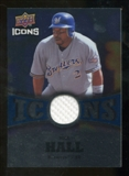 2009 Upper Deck Icons Icons Jerseys #BH Bill Hall