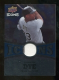 2009 Upper Deck Icons Icons Jerseys #JD Jermaine Dye