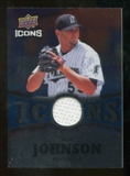 2009 Upper Deck Icons Icons Jerseys #JJ Josh Johnson