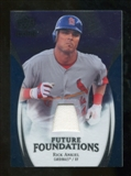 2009 Upper Deck Icons Future Foundations Jerseys #RA Rick Ankiel