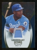 2009 Upper Deck Icons Legendary Icons Jerseys #BJ Bo Jackson