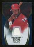 2009 Upper Deck Icons Legendary Icons Jerseys #OS Ozzie Smith