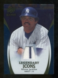 2009 Upper Deck Icons Legendary Icons Jerseys #RJ Reggie Jackson
