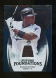2009 Upper Deck Icons Future Foundations Jerseys #HR Hanley Ramirez