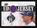 2010 Upper Deck UD Game Jersey #AG Alex Gordon