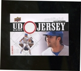 2010 Upper Deck UD Game Jersey #AE Andre Ethier