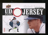 2010 Upper Deck UD Game Jersey #BI Brandon Inge