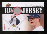 2010 Upper Deck UD Game Jersey #JU Justin Morneau