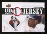 2010 Upper Deck UD Game Jersey #RC Robinson Cano