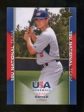 2009/10 Upper Deck USA Baseball #USA26 Sean Coyle