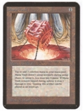 Magic the Gathering Alpha Single Mana Vault LIGHT PLAY (NM)