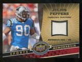 2009 Upper Deck 20th Anniversary Memorabilia #NFLJP Julius Peppers