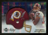 2007 Upper Deck Sweet Spot Signatures Silver 25 #JC2 Jason Campbell Autograph /25