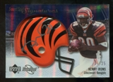 2007 Upper Deck Sweet Spot Signatures Silver #KI2 Kenny Irons /25