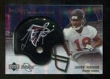 2007 Upper Deck Sweet Spot Signatures Silver #LR2 Laurent Robinson /49