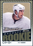 2009/10 OPC O-Pee-Chee #503 Troy Bodie RC