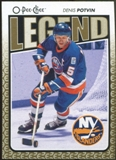 2009/10 OPC O-Pee-Chee #552 Denis Potvin Legends