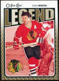 2009/10 OPC O-Pee-Chee #556 Stan Mikita Legends