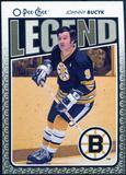 2009/10 OPC O-Pee-Chee #563 Johnny Bucyk Legends