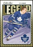2009/10 OPC O-Pee-Chee #573 Ron Ellis Legends