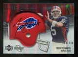 2007 Upper Deck Sweet Spot #102 Trent Edwards Autograph /799