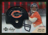 2007 Upper Deck Sweet Spot #104 Chris Leak RC Autograph /799