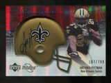 2007 Upper Deck Sweet Spot #116 Antonio Pittman Autograph /799