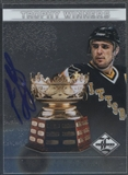 2012/13 Limited #TW30 Ron Francis Trophy Winners Signatures Auto #49/50