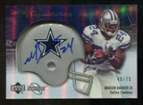 2007 Upper Deck Sweet Spot Signatures Silver #MB Marion Barber /75