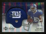 2007 Upper Deck Sweet Spot Signatures Silver #SS Steve Smith USC /75