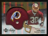 2007 Upper Deck Sweet Spot Rookie Signatures Gold #130 LaRon Landry /29