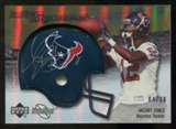 2007 Upper Deck Sweet Spot Signatures Gold #JJ Jacoby Jones /20