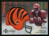 2007 Upper Deck Sweet Spot Signatures Gold #KI Kenny Irons /20