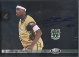2011 Upper Deck All Time Greats #ISJA2 LeBron James Illustrious Signatures Auto #05/15