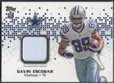2013 Topps #RPGE Gavin Escobar Rookie Patch