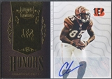 2010 Panini Plates and Patches #16 Chad Ochocinco Honors Auto #2/5